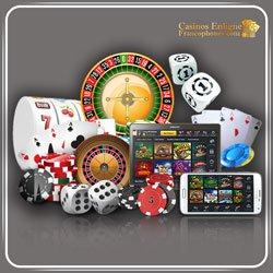 Casinos en ligne francophones